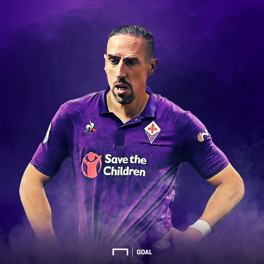 Segundo os jornais italianos, Ribéry está muito próximo de ser jogador da Fiorentina.