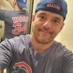 Now this shirt has a ton on MOJO in it. Rarely ever had a L on it  Day 549 of @Cubs #ShirtOfTheDay   #ThatsCub #CubTalk #EverybodyIn #IamCubsessed #Cubs #AuthenticFan #OwnItNow #GoCubsGo @neweracap @majesticathletic