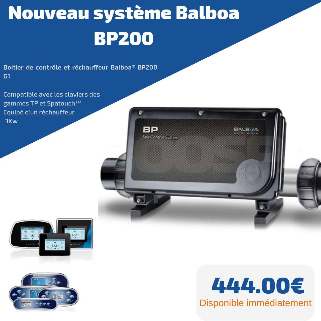 ITEMS FRANCE RECHAUFFEUR Rechauffeur Balboa 3kw