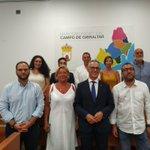 Image for the Tweet beginning: La Junta de Comarca aprueba