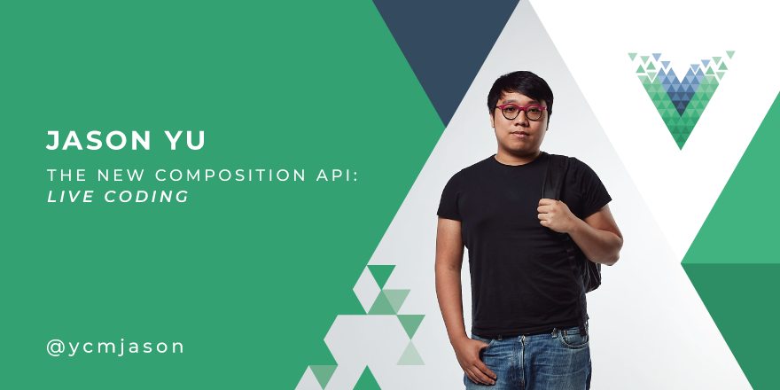 Ready for more Composition API content? Be amazed with a 30 minute live coding session on composition techniques including the new Composition API.   He is hilarious and hugely talented. Join The Jason Yu @ycmjason - Frontend Engineer at @AskAttest    https:// vuejs.london     <br>http://pic.twitter.com/wMsLGA730I