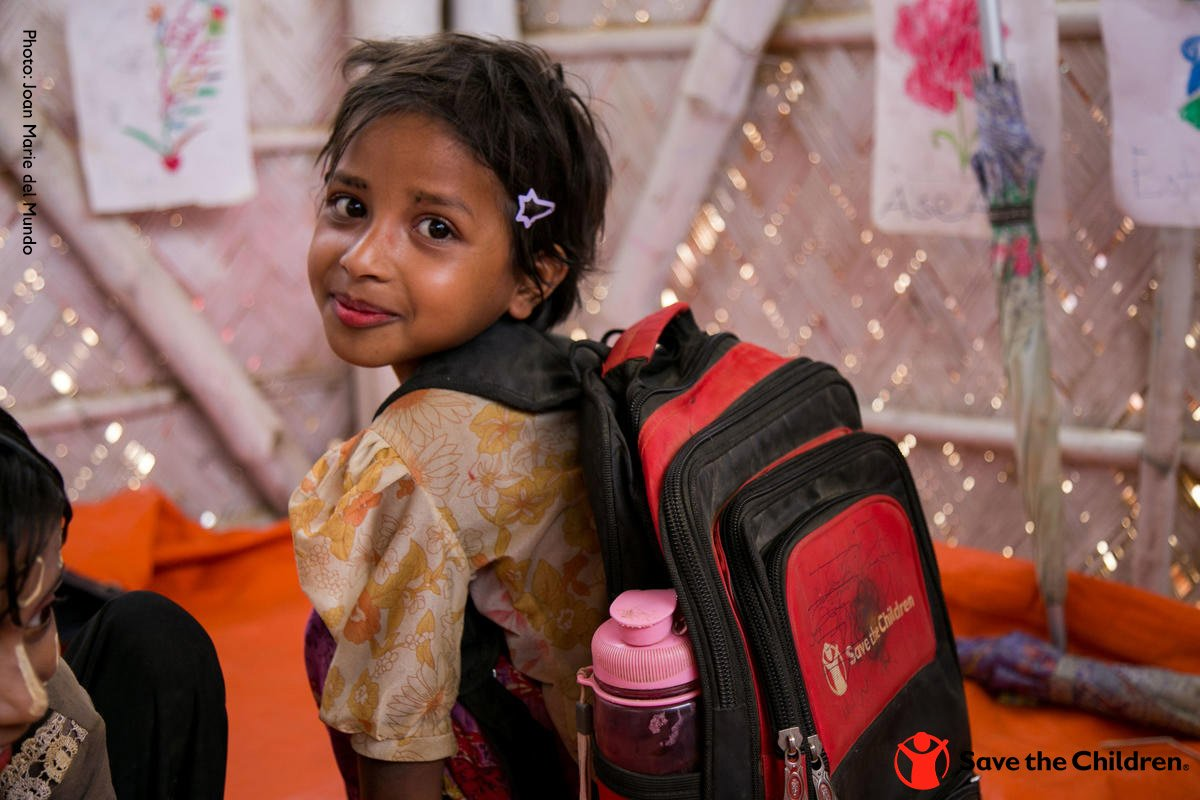 By supporting our global education programs, you can help ensure children like Adiza – no matter who they are or where they live – has the opportunity to learn: ow.ly/zYtp50vCoVd