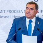 Image for the Tweet beginning: Bosnia-Herzegovina's tripartite presidency has again