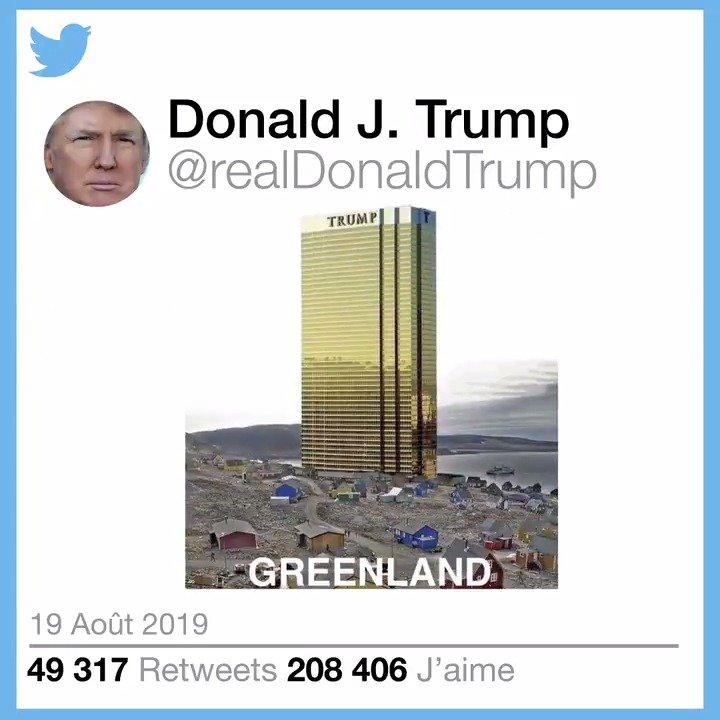 Top 10 des tweets les plus WTF de @realDonaldTrump 😐