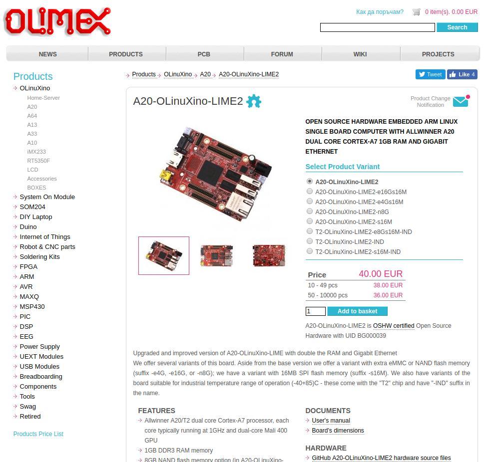 OLIMEX Ltd (@Olimex)   Twitter