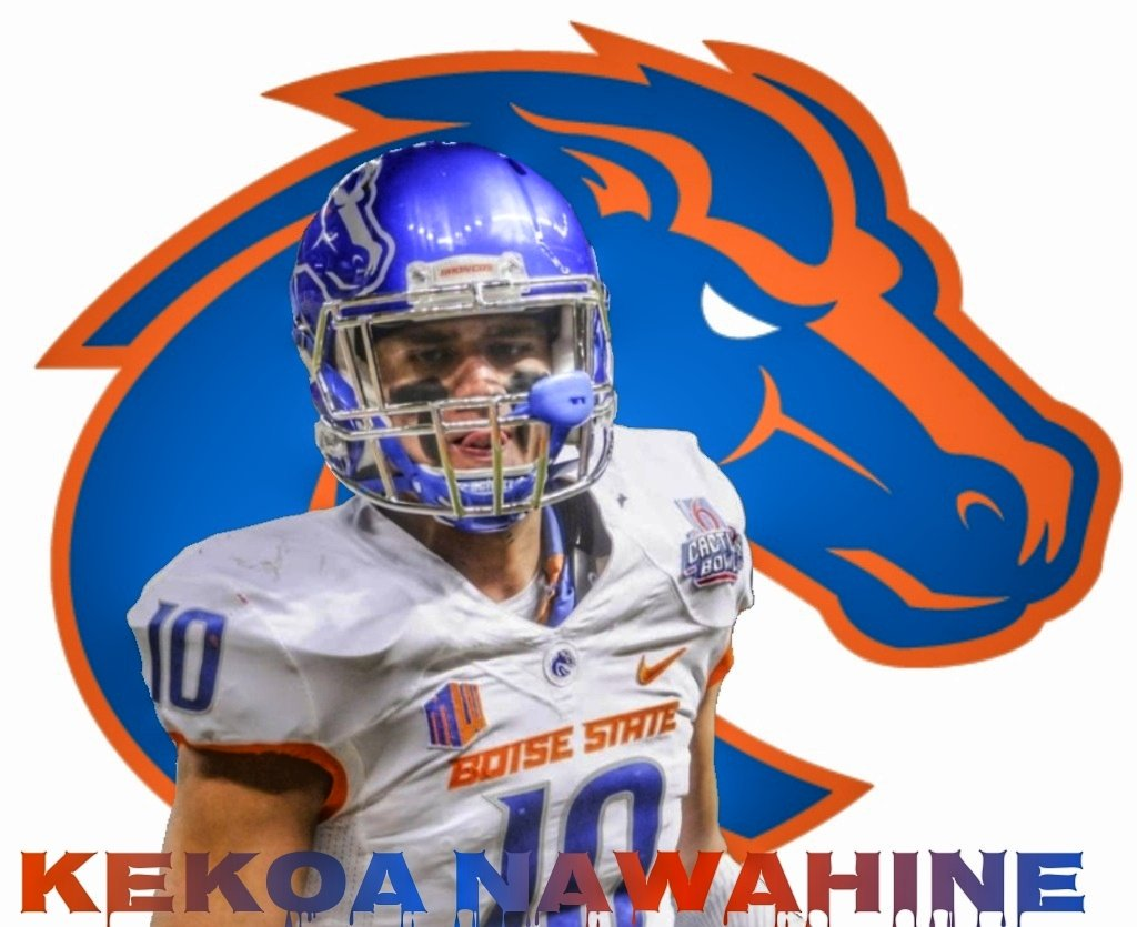DB Spotlight   KeKoa Nawahine - Boise State  - Nawahine is the leading returning tackler for the Broncos in 2019. Last season he had 71 Tackles and 2 Pass Breakups. <br>http://pic.twitter.com/XfvVUMbbh5
