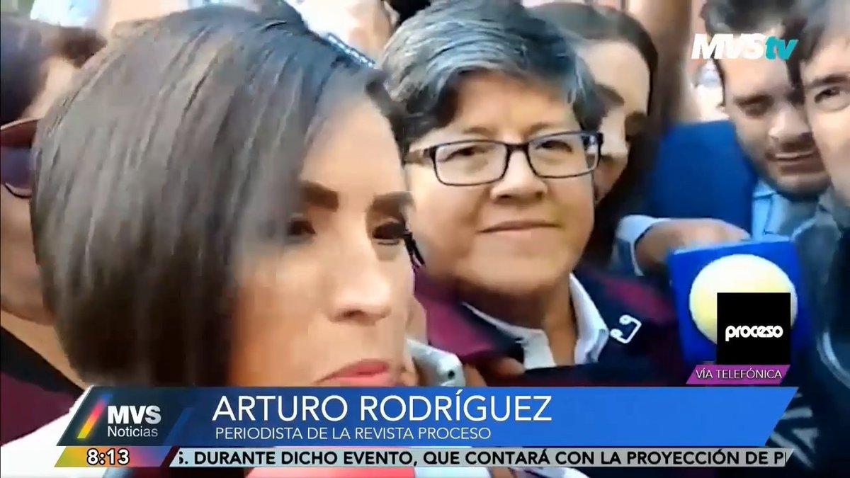 #EntrevistaMVS | #AlAire en #LaPrimeradeMVS por el 102.5 FM, @MVStvOficial y @dailymotionLat: Arturo Rodríguez (@Arturo_Rdgz), periodista de la @revistaproceso, habla en #LaPrimeradeMVS sobre la  casona de Rosario Robles en Coahuila, que la vincula a la #EstafaMaestra.