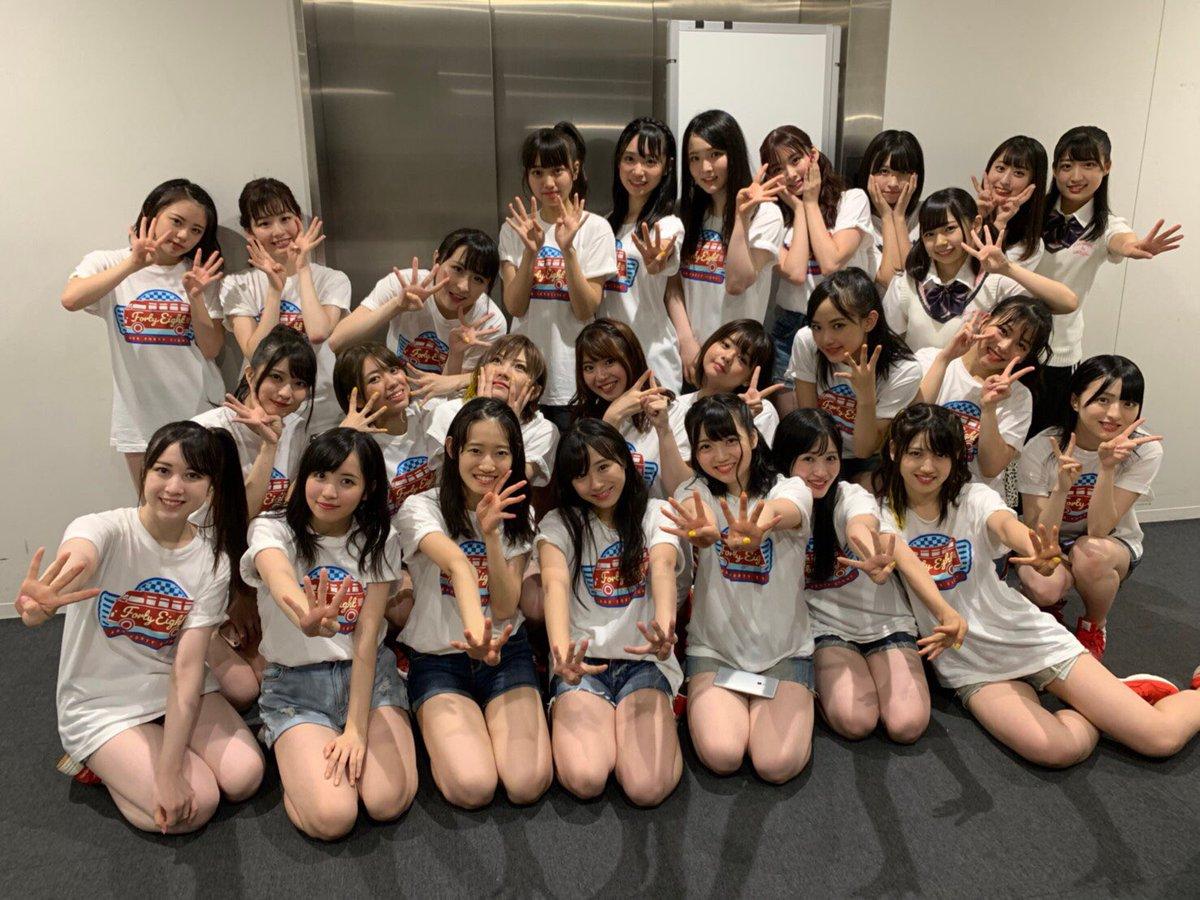 #AKB48全国ツアー2019 #チーム4 公演、ありがとうございました😊時間を忘れるくらい、楽しいコンサートだったなぁ〜✨濱、きょんちゃん、お誕生日おめでとう🎂🎉そして、可愛い可愛いせなたん💕