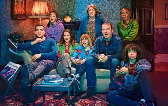 My favourite shows of 2019 so far: 1. Years & Years 2. #PoseFX  3. #GLOW  4. #TucaandBertie 5. Doom Patrol 6. Now Apocalypse 7. #TheBoysTV  8. #BigLittleLies 9. Russian Doll 10. Tales of the City 11. Umbrella Academy 12. #StrangerThings  13. When They See Us 14. Legion 15. Sabrina<br>http://pic.twitter.com/wntnkknrgQ
