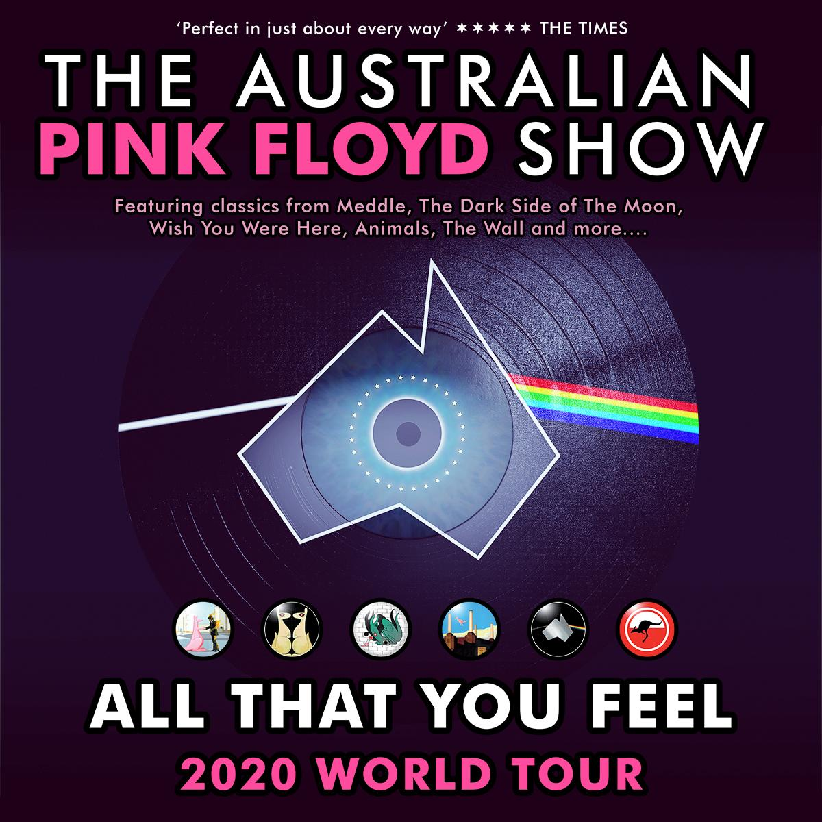 A Perfect Circle Tour 2020.The Australian Pink Floyd Show On Twitter We Ll Be Back At