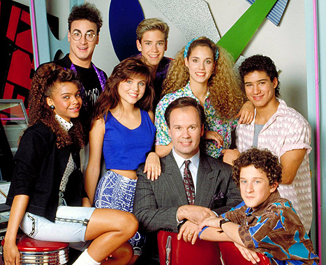 Aug 20, 1989: 30 years ago, Saved by the Bell debuted on NBC. #80s Ran 4 seasons & 86 episodes continuing from Good Morning Miss Bliss.