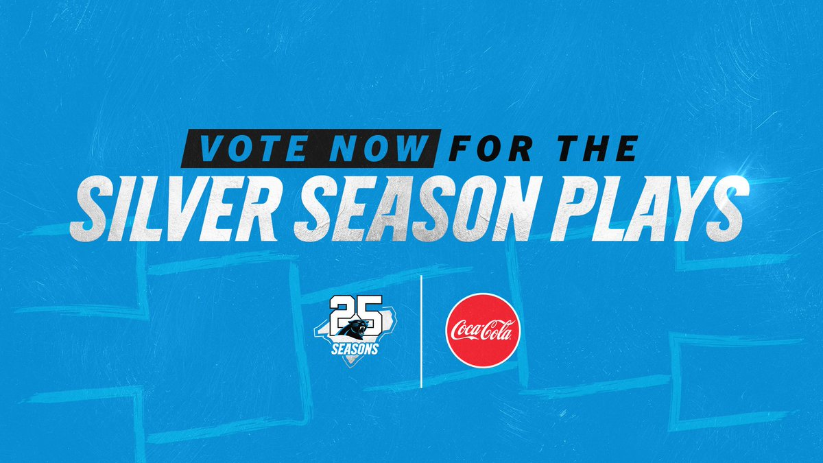 What are the best plays in franchise history? Down to the Top 8⃣! 🗳️» panth.rs/jNAjKd