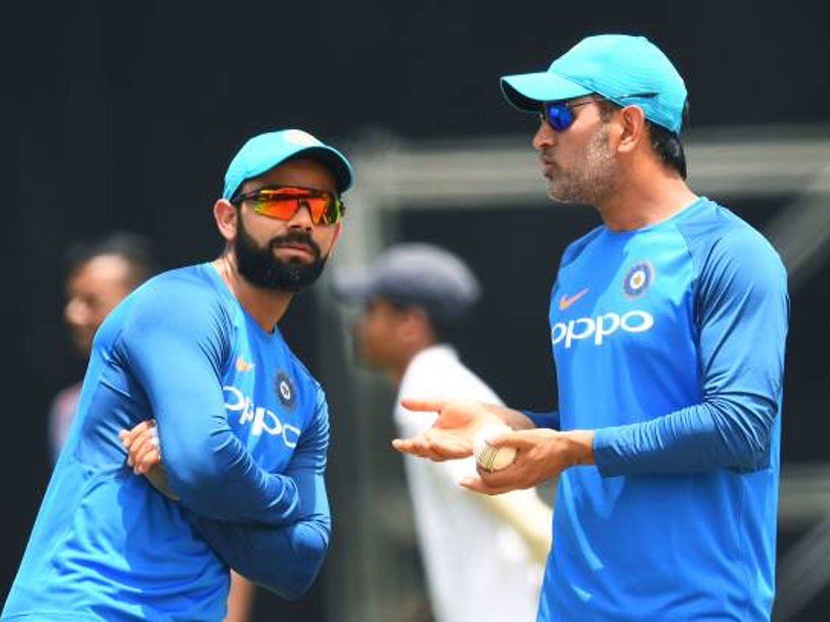 #WIvIND #INDvWI @imVkohli close to equalling @msdhoni's Test captaincy record Read 👉http://toi.in/hgRm_Y/a24gk