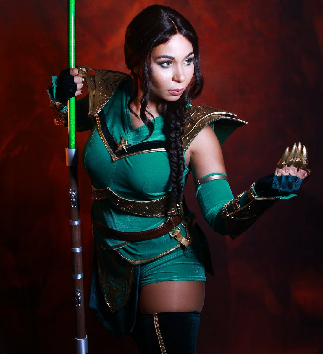 Haute Cosplay On Twitter Finished My Jade Cosplay Yesterday I