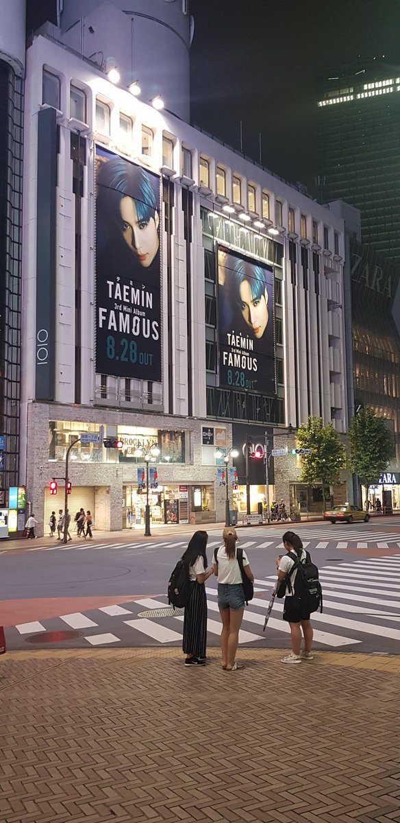 literally everytime I walk past these my mood goes up 1000x thank u lee taemin <br>http://pic.twitter.com/mhJqNTzE7R