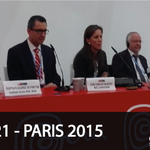 Image for the Tweet beginning: #ODSEcuador | En la COP21