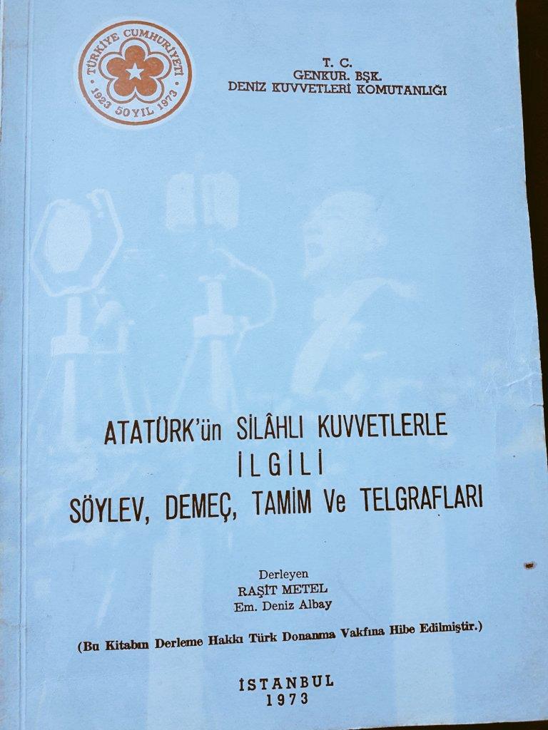 1924 yılında 15 yılda yapacaklarını böyle anlatmış M. Kemal: İlk 5 yılda inkılapları yaparız, İkinci 5 yılda kendimizi dünyaya tanıtırız, Üçüncü 5 yılda da İngiliz Kralına yurdumuzu ziyaret ettiririz. Kaynak: Genelkurmay Başkanlığı Deniz Kuvvetleri Komutanlığı yayını, 1973.