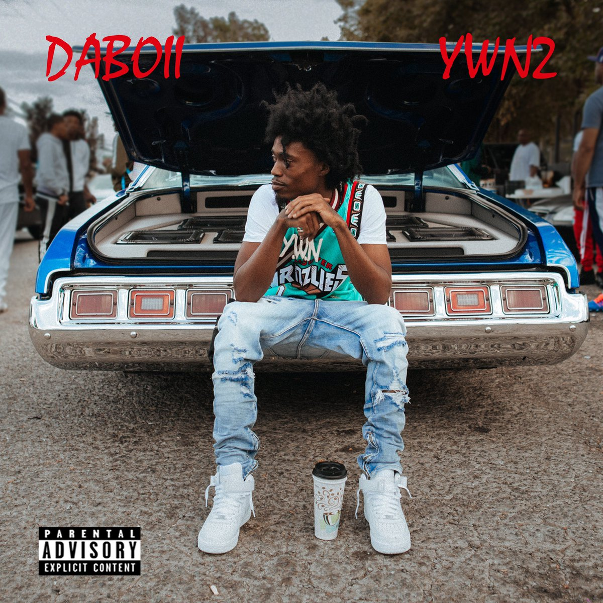 . @DaBoii___ new album #YWN2 is on the way. 🦁  @sobxrbe