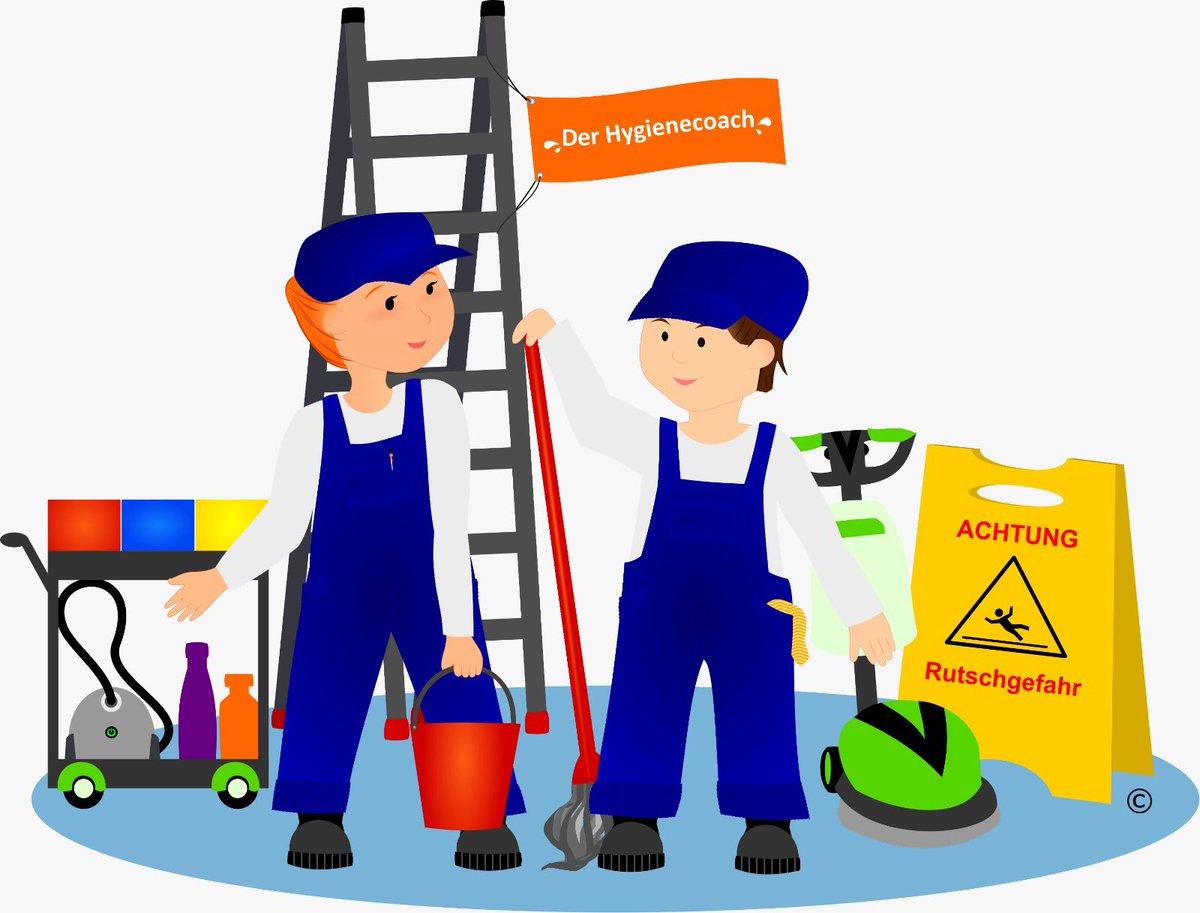 Eine bunte Alternative - rationell reinigen Gebäudedienste