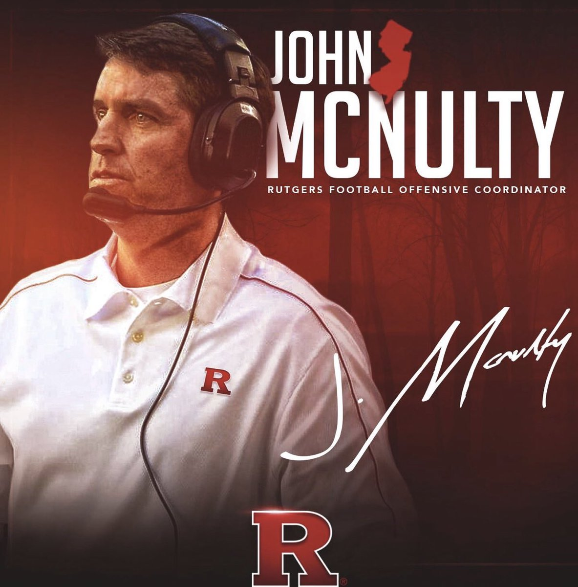 #Rutgers fans, @ScarletSpotRU podcast Episode 36 is a @RFootball preview with offensive coordinator John McNulty. John talks QBs, the 2019 offense, JoePa, Bo, Parcells, Coughlin, Schiano, etc.  And beat writers @KSargeantNJ and @JamesKratch.  Thursday 6am https://t.co/Hf5pUMxuBF https://t.co/fcRgdtcDq0