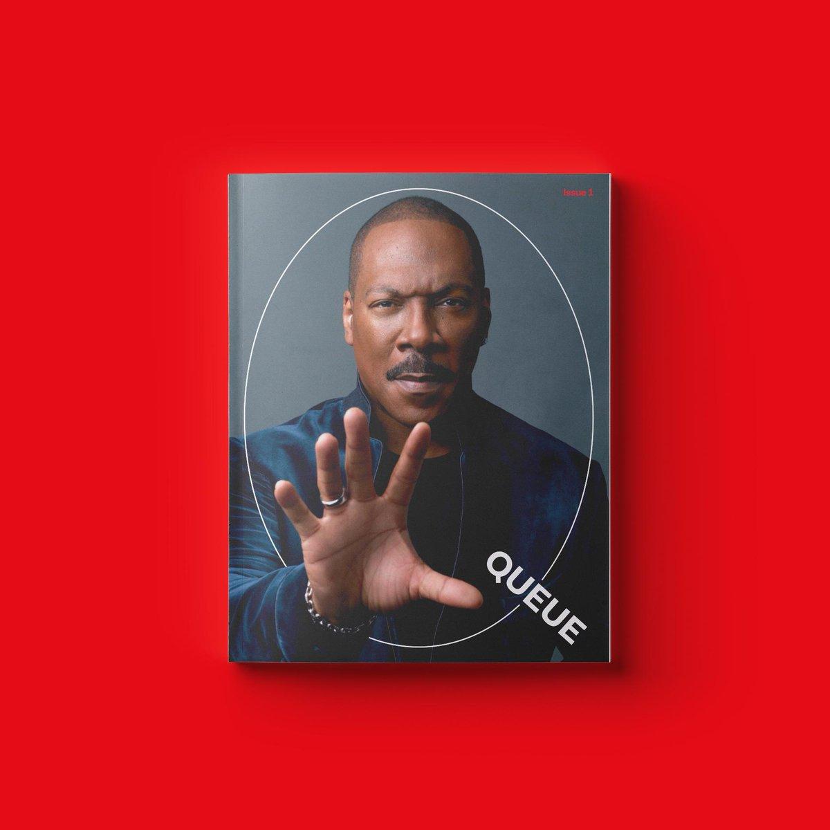 .@LukeHayman, @emilyoberman & teams design @NetflixQueue, the new journal from @Netflix pentagram.com/work/netflix-q…