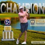 Image for the Tweet beginning: 🚨4️⃣-Peat🚨  Walt Chapman, PGA wins