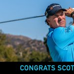Congratulations to @ScottMccarron who tied for 4th in the Dick's Sporting Goods Open for your 11th Top 10 finish this year and for retaining the #1 standing on the Charles Schwab Cup Money List.   #FunctionalRemedies #pgatourchampions #dickssportinggoodsopen #hemp #hempoil