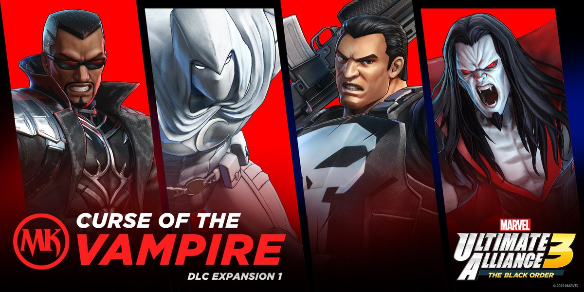 New Marvel Ultimate Alliance 3 DLC Characters Arrive Next Month - GameSpot