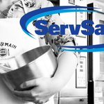Image for the Tweet beginning: Our next @ServSafe Food Safety