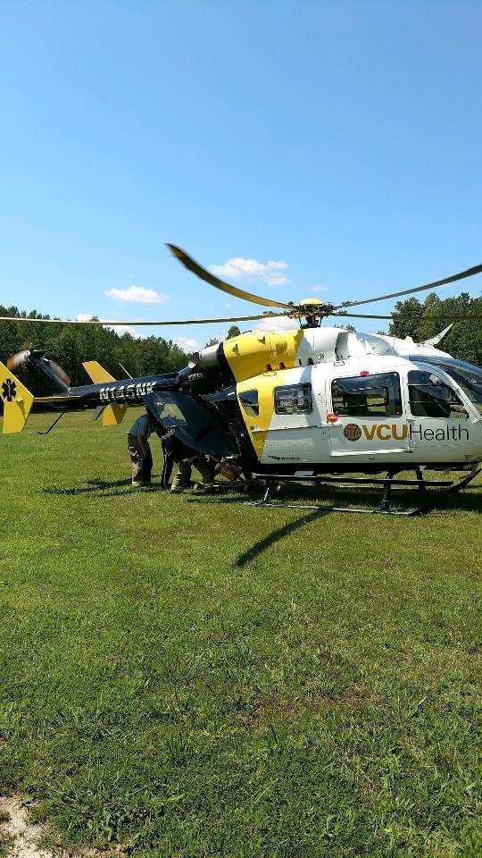VCU Health Critical Care Transport Network (@VCUHCritTrans