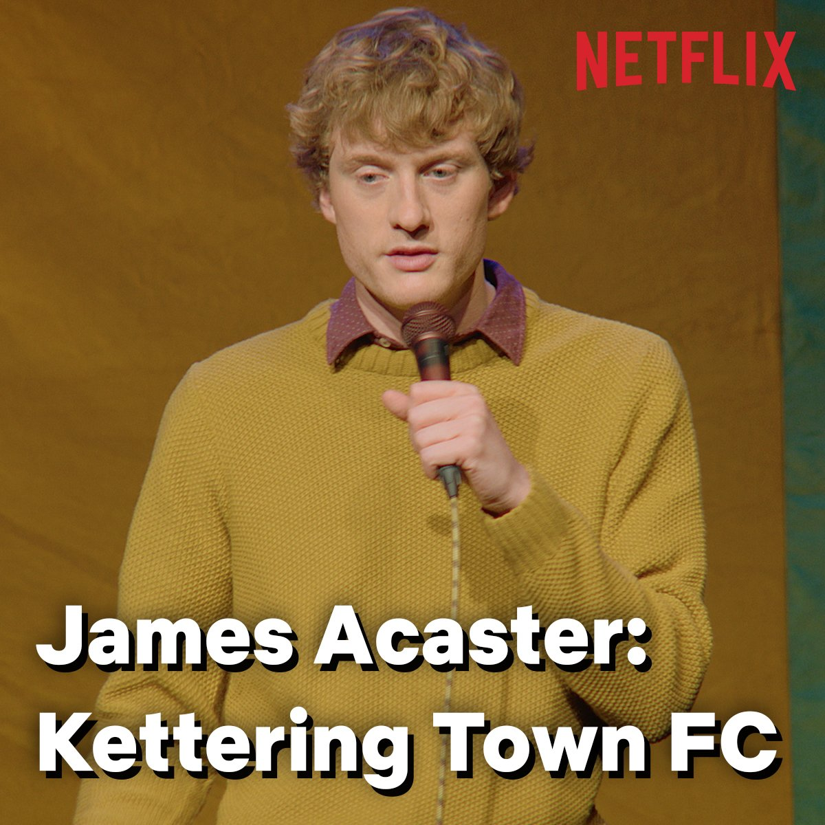 During times like these it's important to remember that James Acaster's Kettering Town FC song exists.