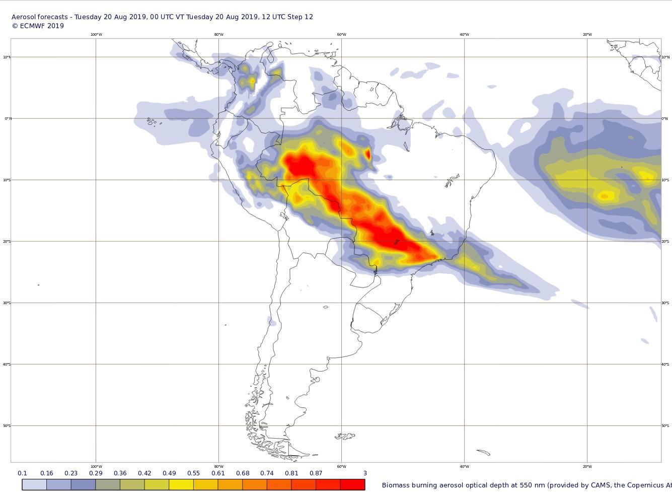 Queimadas no Brasil Desmatamento na Floresta Amazônica