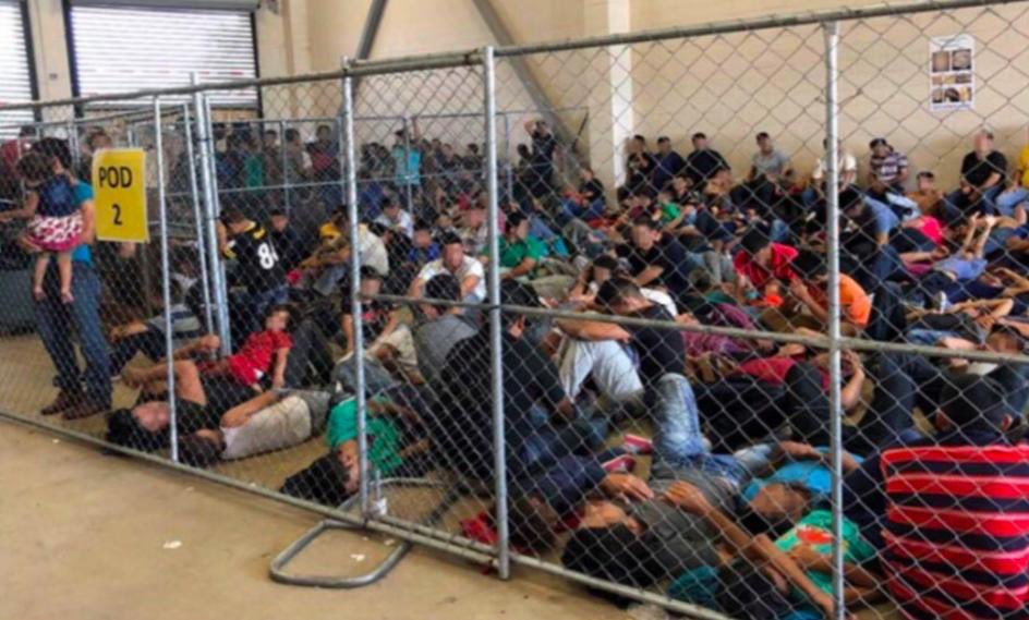 #ICantSleepBecause innocent children are sleeping in cages on cold floors, immigrant families are being separated in large numbers, and the so called president is trying to make racism & hatred the new normal. #StandforTruth