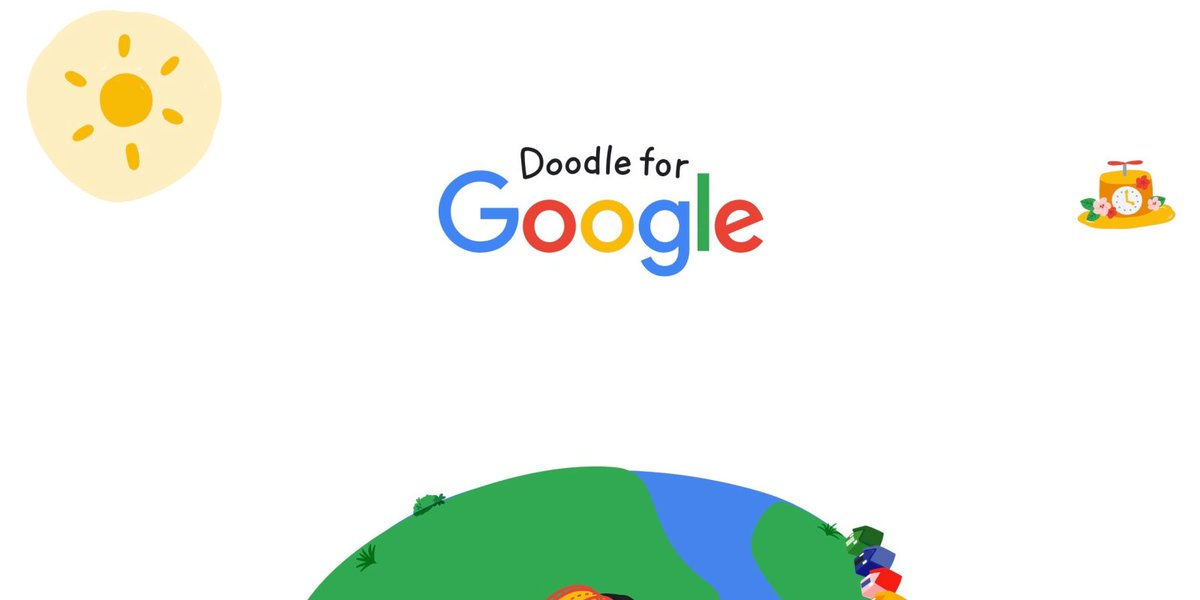 #Contest #CompetitionsThe 2019 Doodle for Google competition - https://t.co/cj5QvYSym5 https://t.co/n2ZK4HhSX1