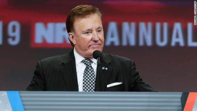 Three more National Rifle Association leaders, including NASCAR team owner Richard Childress, are stepping down as questions swirl over the groups spending  https://cnn.it/2Plp9ID