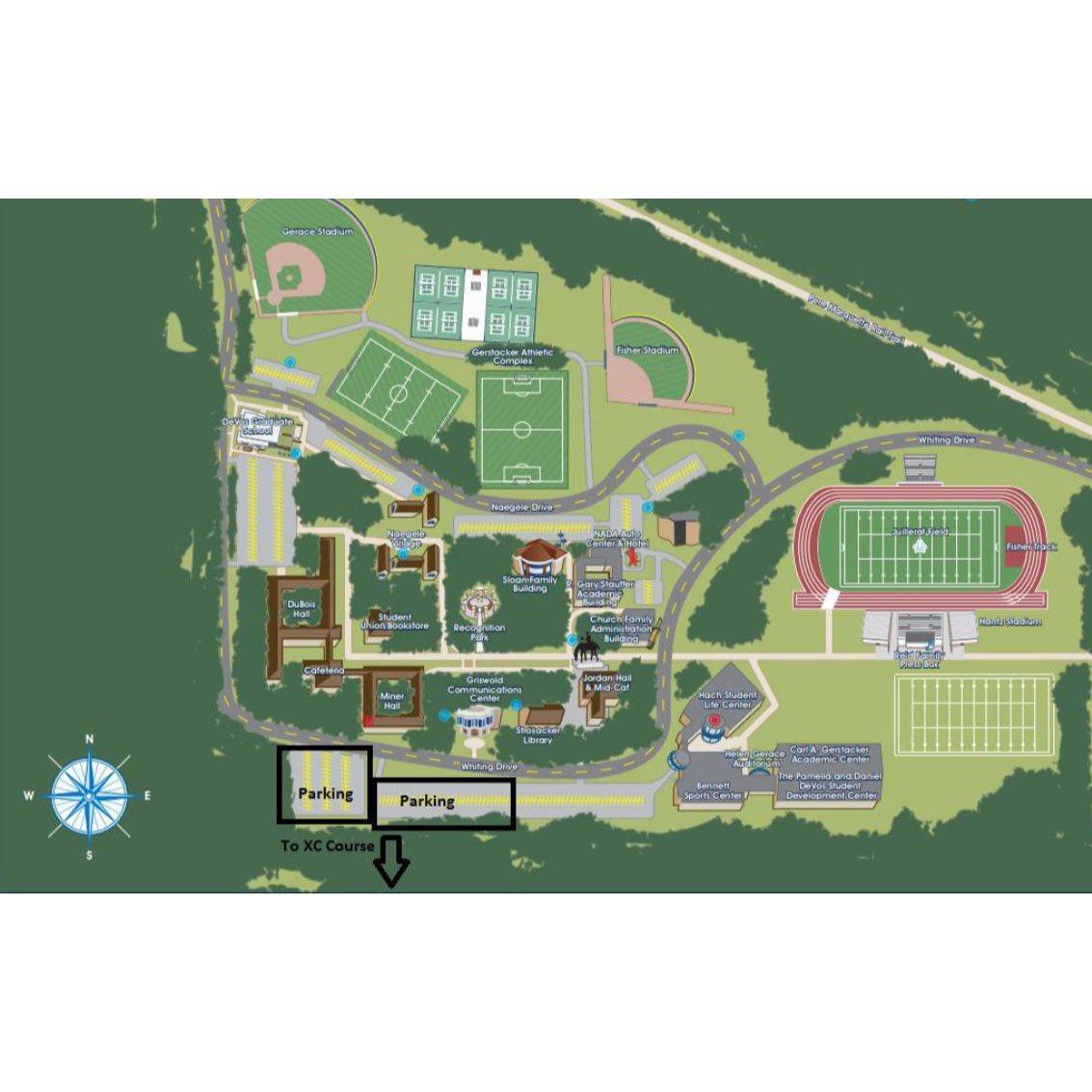northwood university campus map Northwood University Alumni On Twitter We Re Looking Forward To northwood university campus map
