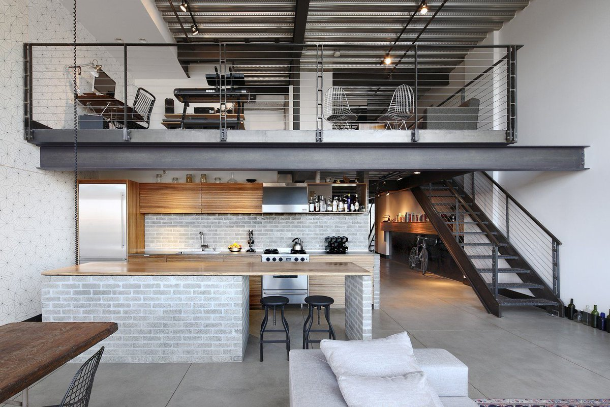 Top 5 #Homes of the Week That Bring #Lofts to New Heights buff.ly/2P1Udg3 via @dwell #Designs