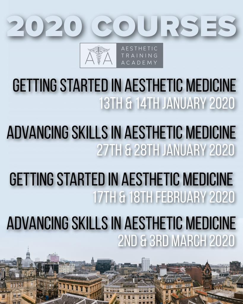 test Twitter Media - We have already began to receive bookings for our 2020 Training Courses. Avoid disappointment and book early to secure your place!  To book visit https://t.co/zIYAQosgva https://t.co/xi39JRRMki