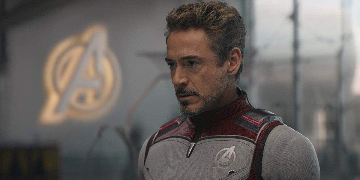 RT @screenrant: #AvengersEndgame Writers Considered Keeping Tony Stark Alive https://t.co/ABp9p7A0mf https://t.co/avsFmG6wq3