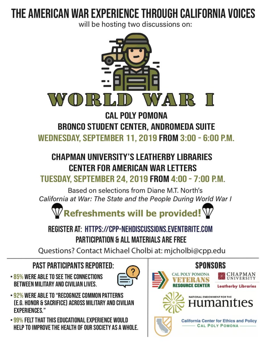 Cal Poly Pomona Veterans Resource Center (@veterans_cpp