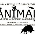 Image for the Tweet beginning: Call for Entries: Irving  2019 Irving
