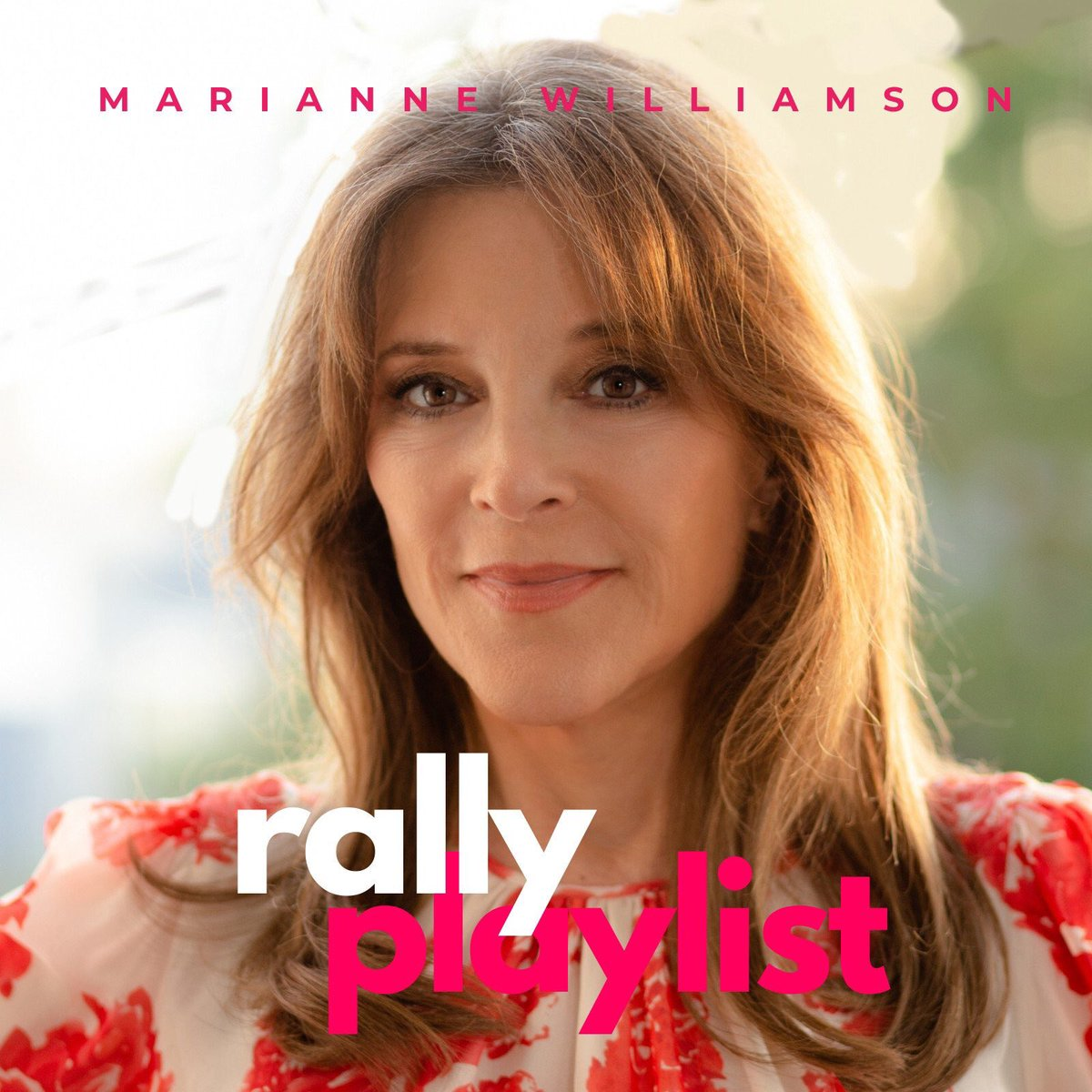 The OFFICIAL Marianne Williamson Rally playlist has been uploaded to Spotify <br>http://pic.twitter.com/LR1OZy7lAH