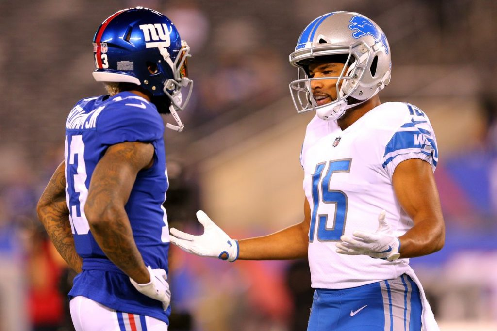 Suspended New York Giants WR Golden Tate in Concussion Protocol https://t.co/mAD5azuQOl