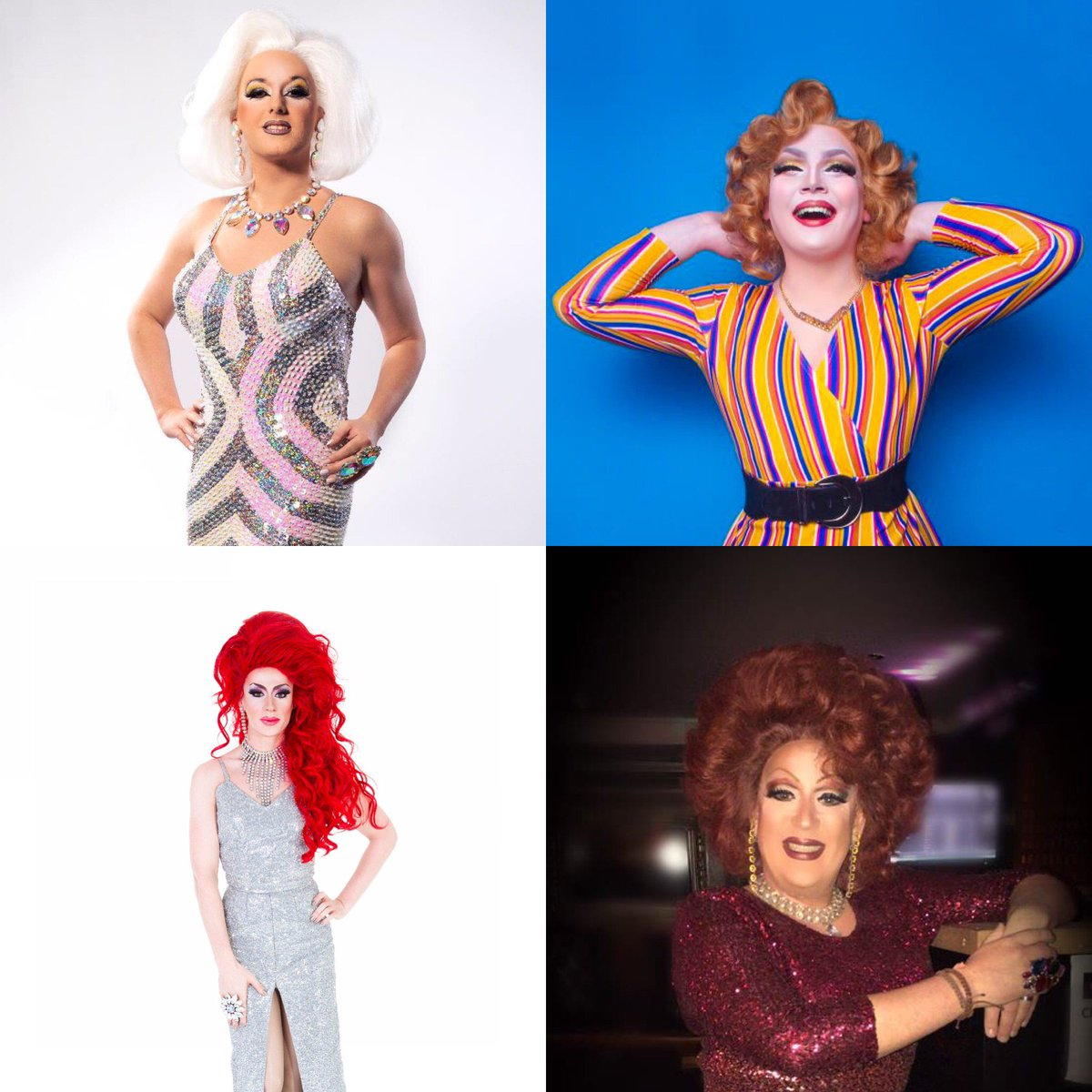 It's Drag Queen takeover day today on @BBCRadioManc   Listen in as queens   @Belindascandal @Divinadecampo @themistyshow @DonnaTrumpUK take to the airwaves to celebrate @ManchesterPride   They'll join @radiochelsea @BeckyWant Mike Sweeney @ConnorPhillips  #dragqueen <br>http://pic.twitter.com/PcukTaeE4i