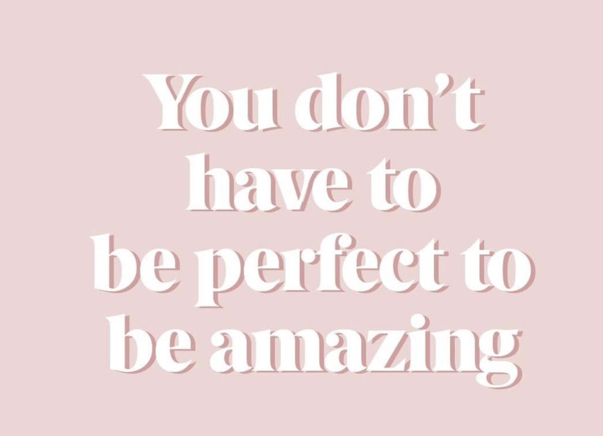 You are amazing just the way you are  #TuesdayThoughts <br>http://pic.twitter.com/CVnfNo9Uny