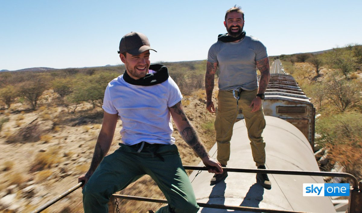 NEW SHOW ALERT  Singer/ Songwriter @LiamPayne travels to Namibia with Special Forces Soldier Ant Middleton for thrilling adventures and truly candid interviews.   Ant Middleton & Liam Payne: #StraightTalking is coming to Sky One in November.  <br>http://pic.twitter.com/EAqPSfBnzR