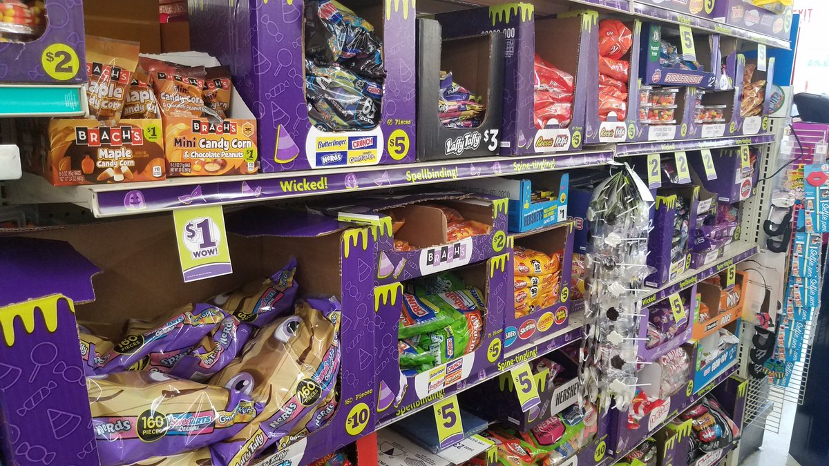 #FamilyDollar started to get out there fall & #Halloween items ( no costumes yet) so stop in to check them out...<br>http://pic.twitter.com/E1E9qJA1YF