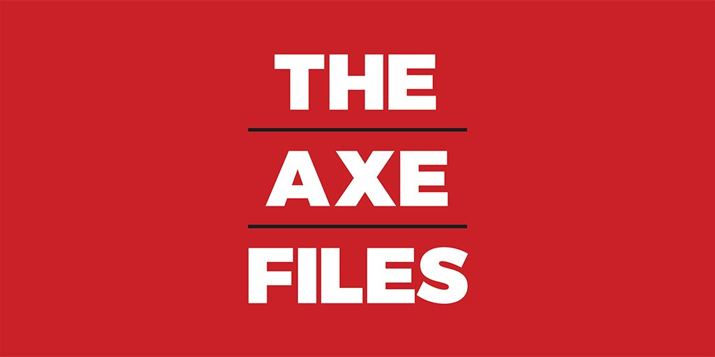 Listen to latest episode of #TheAxeFiles to hear the perspectives of @ewarren, @PeteButtigieg, @BernieSanders, and @KamalaHarris, only on #Luminary: http://bit.ly/30mnUts .