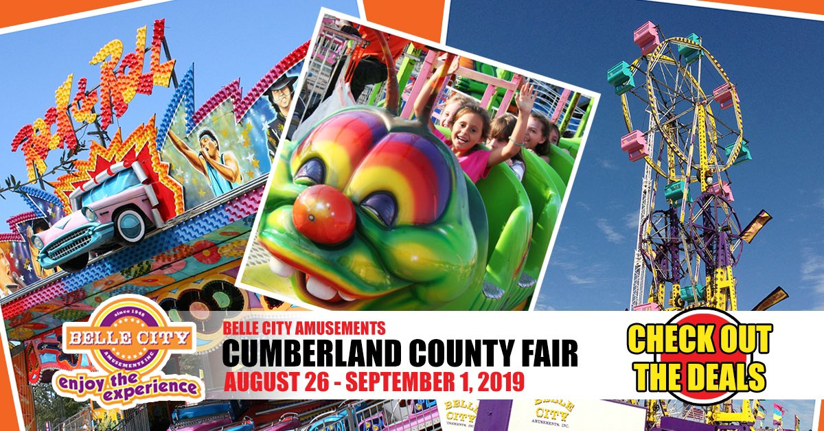 Cumberland County Fair 2020 Tn.Belle City Bcamusements Twitter Profile And Downloader