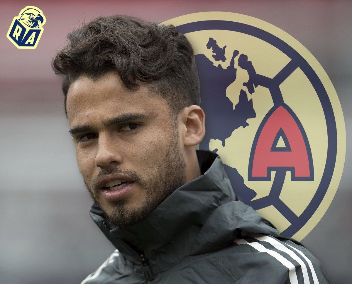 🚨¡CONFIRMADO!🚨Diego Reyes será nuevo jugador del América y será anunciando oficialmente en los próximos días. 🦅💣🇲🇽
